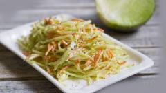 Салат из зеленой редьки с морковью: полезные салаты