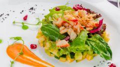Салат с крабами и авокадо: лучшие рецепты