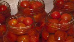 Как приготовить маринад для помидоров