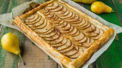 Пирог с грушами: простые рецепты