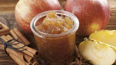 Как варить яблочный джем в домашних условиях