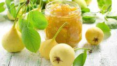 Как сделать варенье из груш дольками
