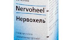 Нервохель: инструкция по применению, показания, цена