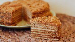 Медовый торт: старинный рецепт