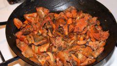 Жареные рыжики: пошаговый рецепт с фото для легкого приготовления