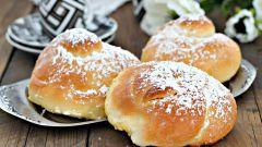 Испанские булочки с заварным кремом: рецепт