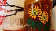 Чайный гриб: приготовление напитка