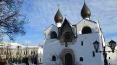 Марфо-Мариинская обитель в Москве: подробная информация с фото