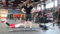 Основы масштабирования тренировок на примере методики кроссфит