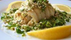 Рыба с начинкой: рецепты с фото