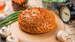 Курник на кефире: пошаговый рецепт с фото для легкого приготовления