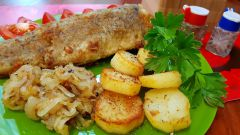 Рыба по-ленинградски: пошаговый рецепт с фото для легкого приготовления