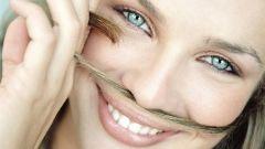 Как быстро и без боли удалить усики над губой