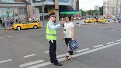 За какие нарушения ПДД пешеход получает штраф