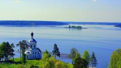 Отдых на озерах России