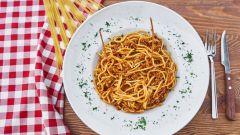 Как приготовить традиционные спагетти Болоньезе