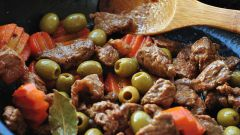 Как запечь говядину по-провансальски