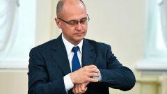 Кириенко Сергей Владиленович: биография, карьера, личная жизнь