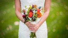Что такое свадебный букет с полевыми цветами