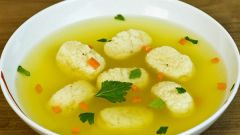 Суп из клецек: пошаговые рецепты с фото для легкого приготовления