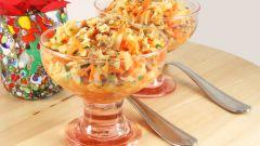 Как приготовить простой салат из топинамбура