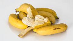 Худеют или поправляются от бананов?