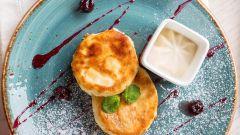 Как приготовить сырники из картофеля и творога