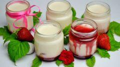 Закваска для йогурта: готовим полезный десерт