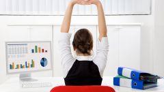 Как сделать самомассаж на рабочем месте