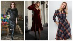 Модные женские платья 2019: материал, принты