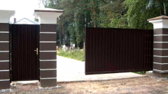 Какие ворота выбрать: виды автоматических ворот