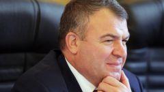 Сердюков Анатолий Эдуардович: биография, карьера, личная жизнь