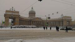 Приезжать в Санкт-Петербург зимой или нет