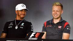 «У Льюиса отняли свободу». Магнуссен объяснил, почему Хэмилтон ушел из McLaren