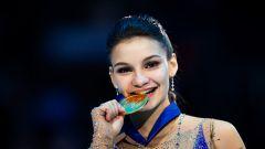 Софья Самодурова – золотая медалистка Чемпионата Европы – 2019 года по фигурному катанию