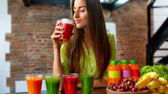 Как похудеть не диете на соках