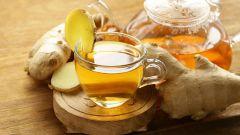 Лечебные свойства чая из имбиря