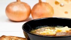 Как приготовить полезный суп из лука с шелухой