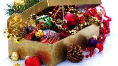 Сохранить новогодние украшения: удобно, быстро, компактно