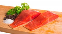 Как солить красную рыбу сухим посолом, чтобы есть уже на следующий день
