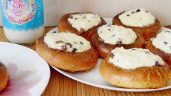 «Ленивые» ватрушки из баранок: пошаговый рецепт с фото