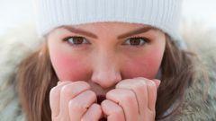 Как бороться с холодовой аллергией