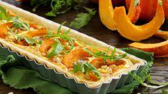 Как приготовить вкусные блюда из тыквы: 2 рецепта