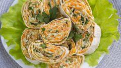 Как приготовить вкусные блюда  с лавашом