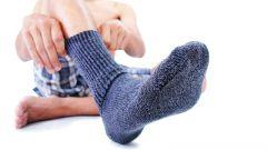 Как определить темперамент мужчины по носкам