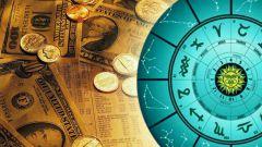 Как привлечь деньги по гороскопу