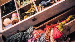 Приметы и суеверия о нитках