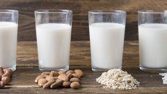Похудение с помощью вкусного растительного молока