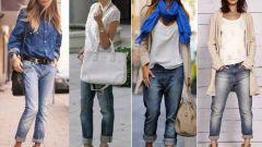Как правильно носить джинсы с подворотом женщинам