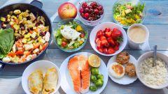 Основа рациона для похудения